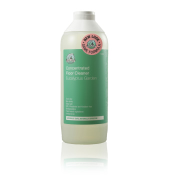 Concentrated Floor Cleaner 1L Front w sticker