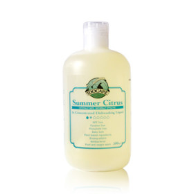 Summer Citrus Concentrated Dishwashing Liquid