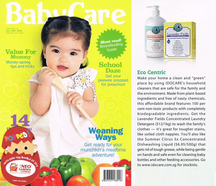 BabyCare Jul-Dec 2012