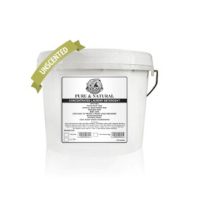 Eco Friendly Laundry Detergent Powder Unscented - 7kg bucket